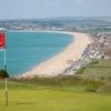 View from Seaford Head Golf Club
