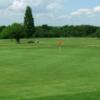 A view of the 1st hole at Red Course from High Beech Golf Course