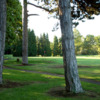 A view of the 2nd hole at Coombe Wood Golf Club