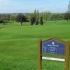 A view of green #1 at Sudbury Golf Club