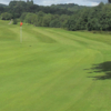 Looking back from the 13th green at Dunscar Golf Club