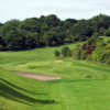 A view from tee #18 at Royal Winchester Golf Club
