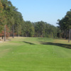 A view of the fairway at Pointe South Golf Club