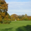 A fall view from Wellow Golf Club