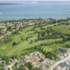 Aerial view of Cowes Golf Club