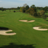A view of fairway #15 at Championship Course from Hever Castle Golf Club