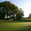 A view of a hole at Hever Castle Golf Club