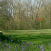 A view of the 9th green at Roundwood Hall Golf Club