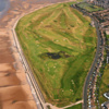Aerial view of Fleetwood Golf Club