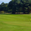 A view of hole #2 at Heswall Golf Club