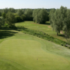 A view of hole #8 at Collingtree Park Golf Club