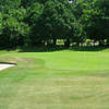A view of the 15th green at Shirley Park Golf Club