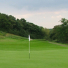 A view of the 7th hole at Waterton Park Golf Club