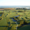 Aerial view from Wiltshire Hotel, Golf & Country Club