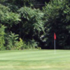 A view of a green at Collins Park Golf Course