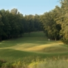 A view of the 5th hole at Moore's Mill Golf Club