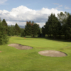 A view of the 5th hole at Ballina Golf Club