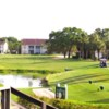 A view of tee #1 at Villages at Country Creek