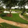 A view from Riverbend Golf Course