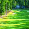 View of a fairway from the Green Course at Golden Horseshoe Golf Club