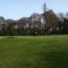 A view of the 3rd green at Gogarburn Golf Club