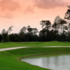 A view over the water from National Golf Club of Louisiana
