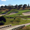 A view over a bridge at Bella Collina Golf Club