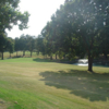 A view of a fairway at Lakeside Village Golf Course