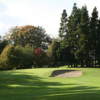 A view of green #3 at Moyola Park Golf Club