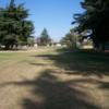 A view from the 9th fairway at Elkhorn Country Club