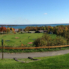 A view from tee #1 at Wild Bluff Golf Course