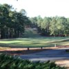 A view of a green at Midland Valley Country Club