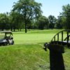 A view of a green at Calumet Country Club