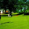 A view from David Lloyd Hampton Golf Course