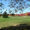 A fall view from Wilkes-Barre Golf Club