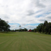 A view from a fairway at Hillcrest Golf Course