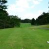 A view from the 14th tee at Salt Fork State Park Golf Course