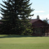 A view of a hole at Olive Glenn Golf & Country Club