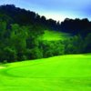 A view of a green at Tennessee Centennial Golf Course