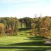 A view of the 7th hole at Pheasant Ridge Golf Club