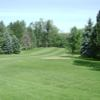 A sunny day view from Village Greens Golf Course