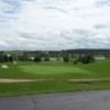 A view of a green at Hughes Creek Golf Club