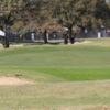 A view of a green at Riverside Golf Course