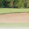 A view of a hole at Bloomington Downs Golf Club