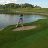 Eagle Eye Golf Club throws Pete Dye-style pot bunkers at golfer