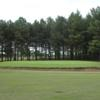 A view of a green at Southern Gayles Golf Course