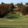 A view of the 4th hole from The Links at Cadron Valley Golf & Country Club