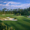 Waldorf Astoria GC: View from #11