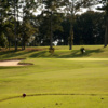 A view from tee #3 at Lake Course from Goose Pond Colony Resort