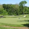A view of a green at Championship Course from Westwood Country Club